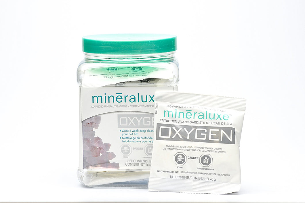 Mineraluxe Oxygen (12 packets)