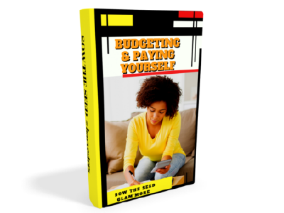Easy Guide On How To Budget & Pay Your In Your Small Buisness - Sow The Seed and Harvest LLC