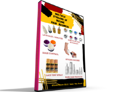 The Ultimate Hair Stylist Wholesale Vendor List Bundle - Sow The Seed and Harvest LLC