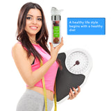Fruit Infuser Water Bottle - 25 Oz Sport Bottle