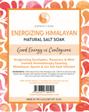 Energize & Detox - The Most Amazing Bath Soak!
