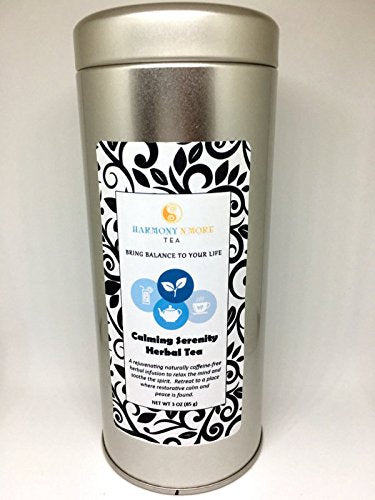 Calming Serenity Herbal Loose Leaf Tea