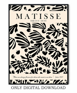 Matisse Abstract Art