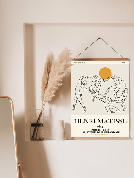 Matisse Dance figures