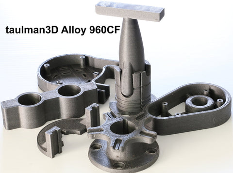 Alloy 960 - Super Strong Filament with Carbon Fiber