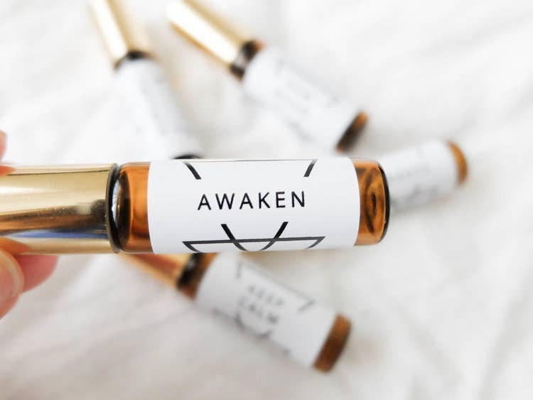 10ml Awaken Herbal Roller