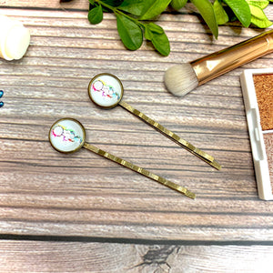 Dream Catcher Bobby Pins