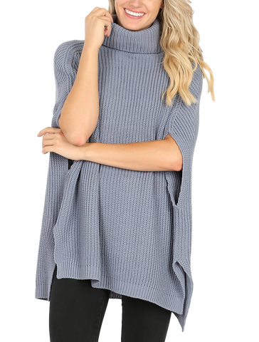 Berlin Plus Turtle Neck Sweater
