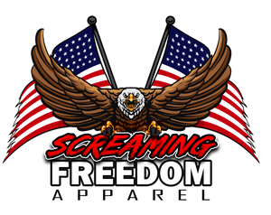 Screaming Freedom Apparel