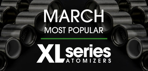 XL Series Most Popular March 2018