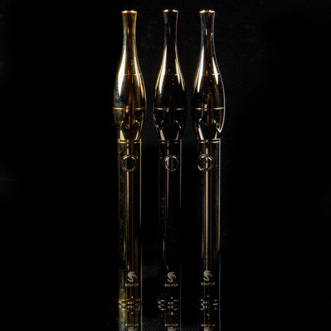 SOURCE orb variable voltage in Black Chrome, Royal Gold, and Chrome