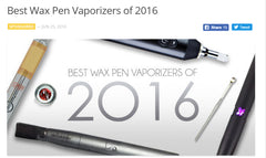 Best Wax Pens of 2016