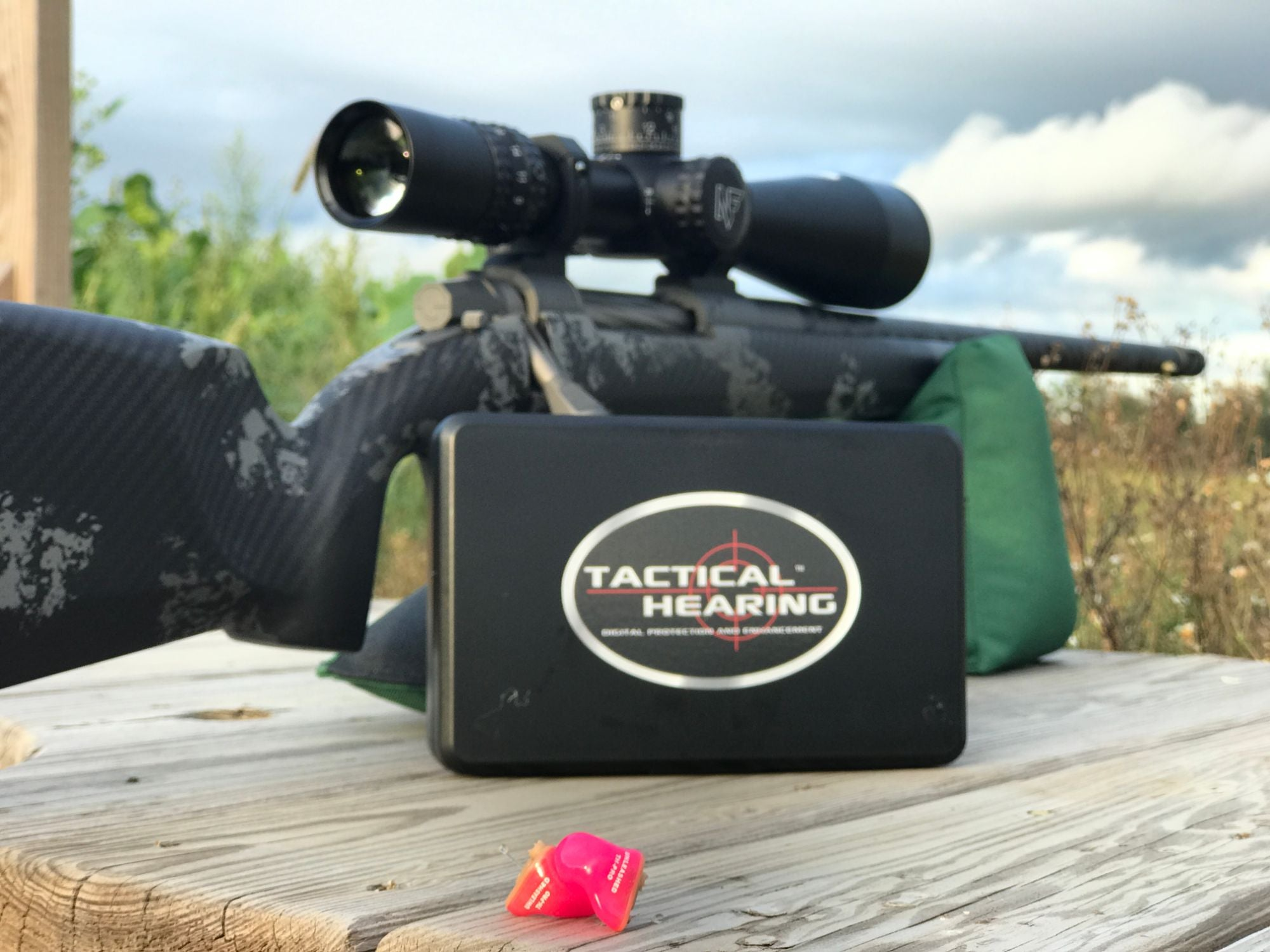 Tactical Hearing Ear Protection and Enhancement For Hunters Pilots Police Shooters Hearing Protection
