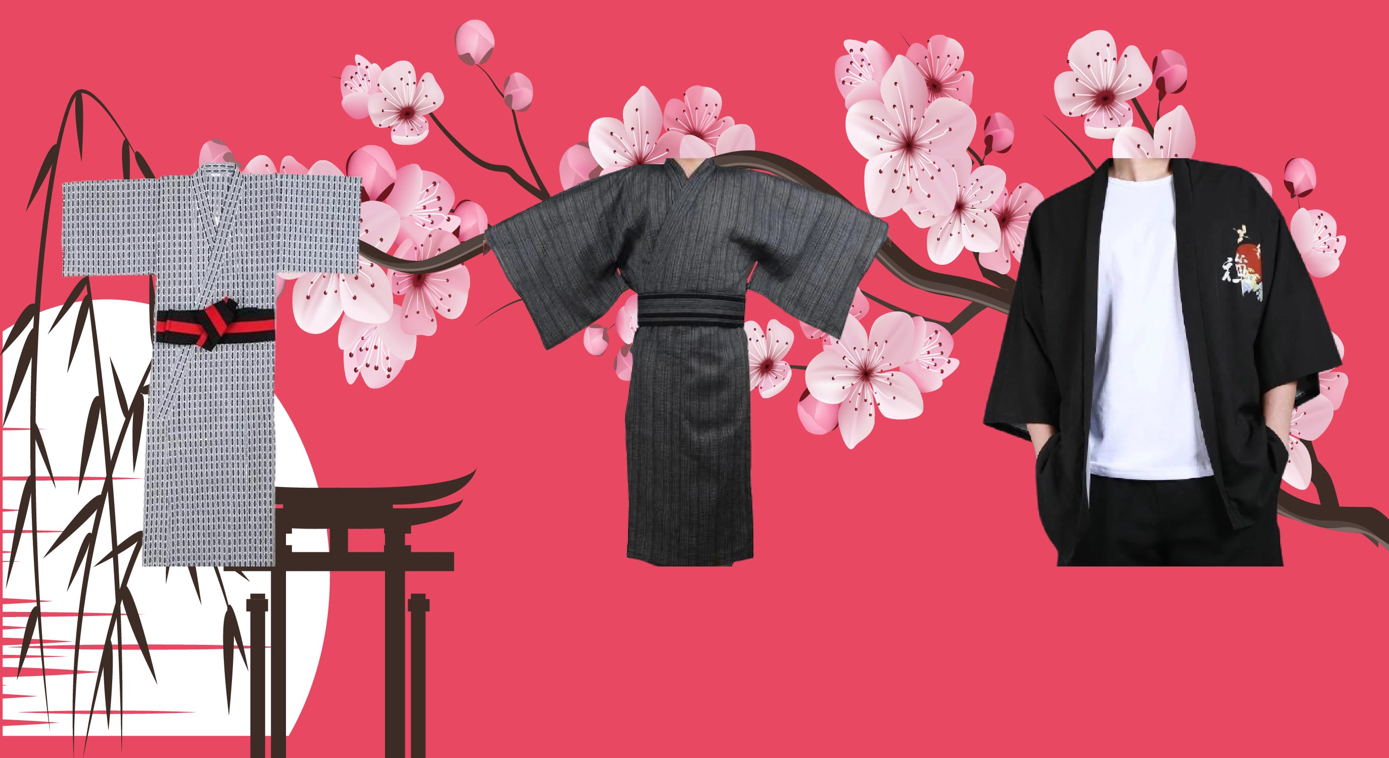 Traditional japanese clothing male