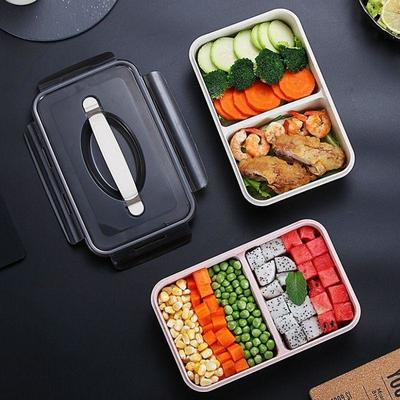 Hermetic Bento Box for foods