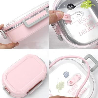 Kawaii Stainless Steel Bento