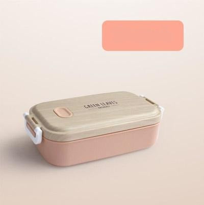 Naturally Stainless Steel Bento Box Salmon