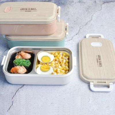 Naturally Stainless Steel Bento Box
