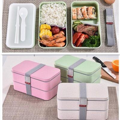 multicolor Japanese Bento Box