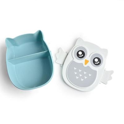 Kawaii Owl Bento Box