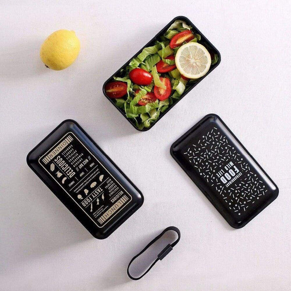 Bento Lunchbox 3 pieces