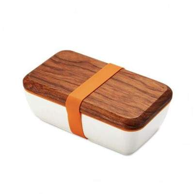 Microwave Bento Box orange