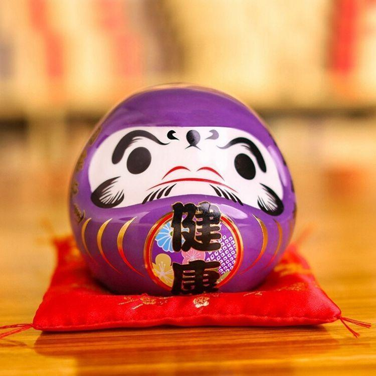 Daruma Money Box Health