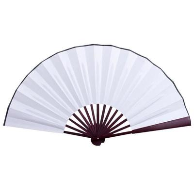 Japanese white Fan Personalized