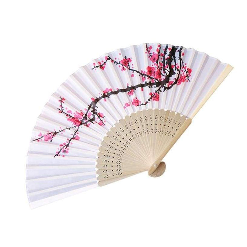 Japanese Sakura Fan for woman and geisha