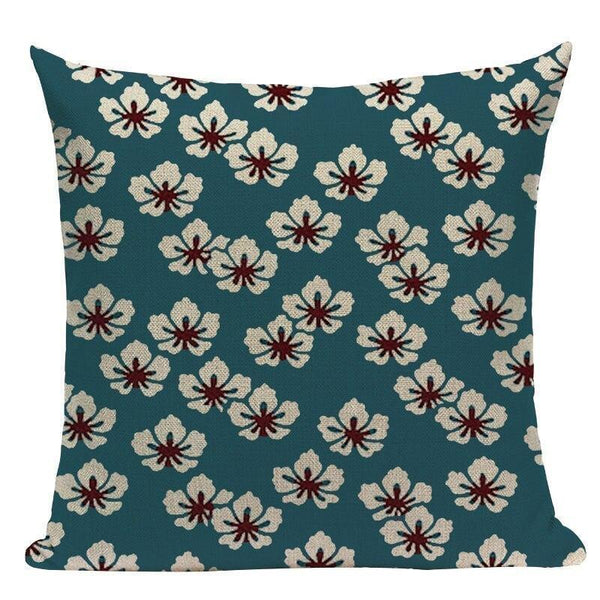Japanese Cushion Cover - Umemi