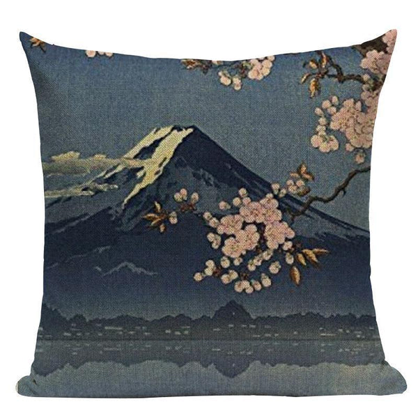 Japanese Pattern Cushion Cover - Nodokasa
