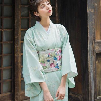 traditional Japanese Kimono Sakura for Woman