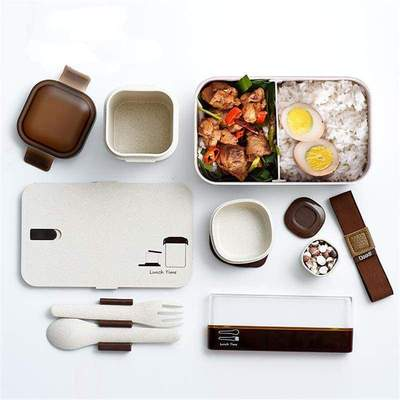 Bento Box Kit for meet