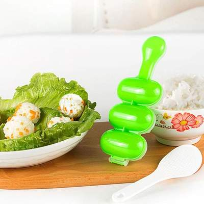 Rice Dumpling Mold for salads