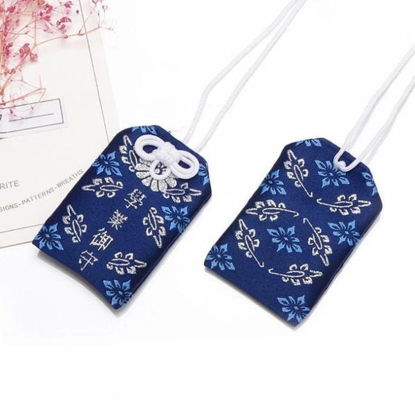 Omamori Blue School Success