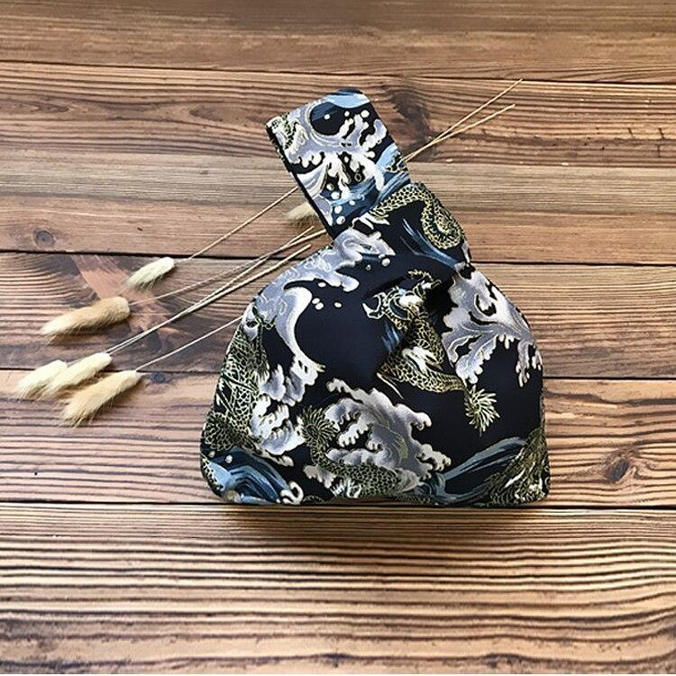 Traditional Japanese Dragon Ryu Bag