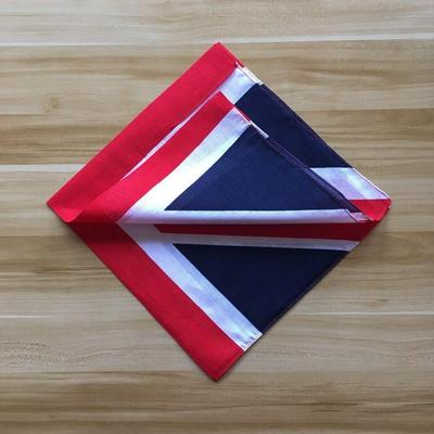 Furoshiki Fabric English Flag