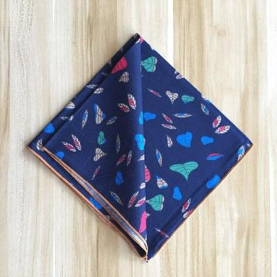 Furoshiki Fabric Autumn Leaves