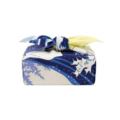 Japanese Furoshiki Big Wave Fabric