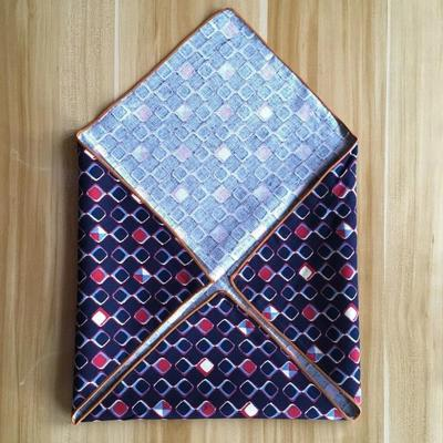 Furoshiki diamond fabric
