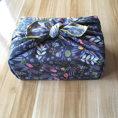 Japanese Furoshiki Plants Fabric