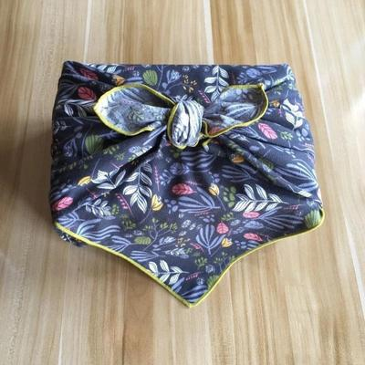 Furoshiki Plants Fabric
