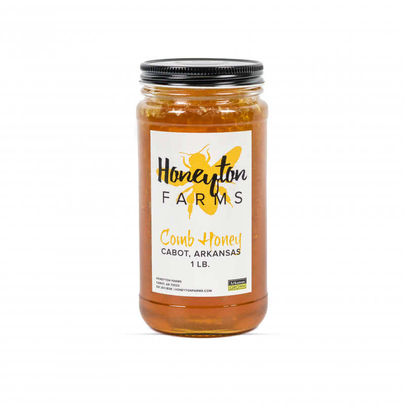 1 Lb Comb Honey