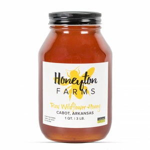 1 Quart Arkansas Honey
