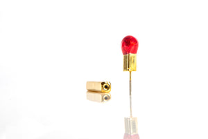 FOREVER LIT MATCHSTICK SINGLE EARRING