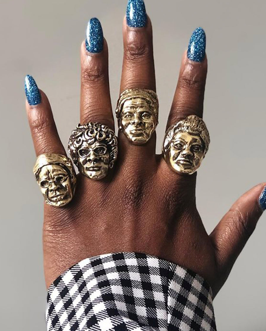 SHIRLEY CHISHOLM RING