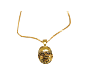 Malcolm X Necklace