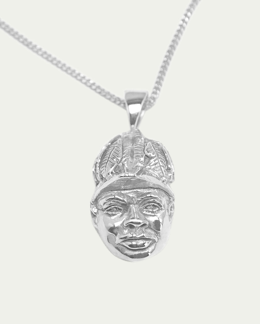 MARCUS GARVEY NECKLACE