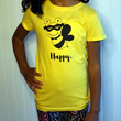 YOUTH BEE HAPPY T-SHIRT