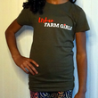 YOUTH URBAN FARM GIRLS T-SHIRT